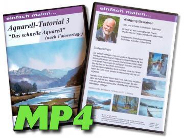 MP4-Tutorial 3 - Das schnelle Aquarell