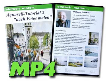 MP4 - Tutorial 2 - nach Fotos malen